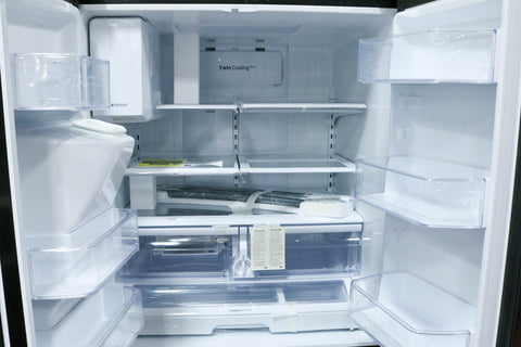 Image of SAMSUNG FRIDGE - MODEL # RF263BEAESG