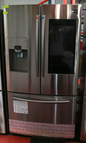 SAMSUNG FRIDGE - MODEL # RF265BEAESRAC