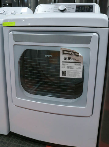 LG DRYER - MODEL # DLEX7250W