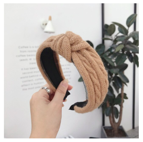 Romina Headband - Coffee