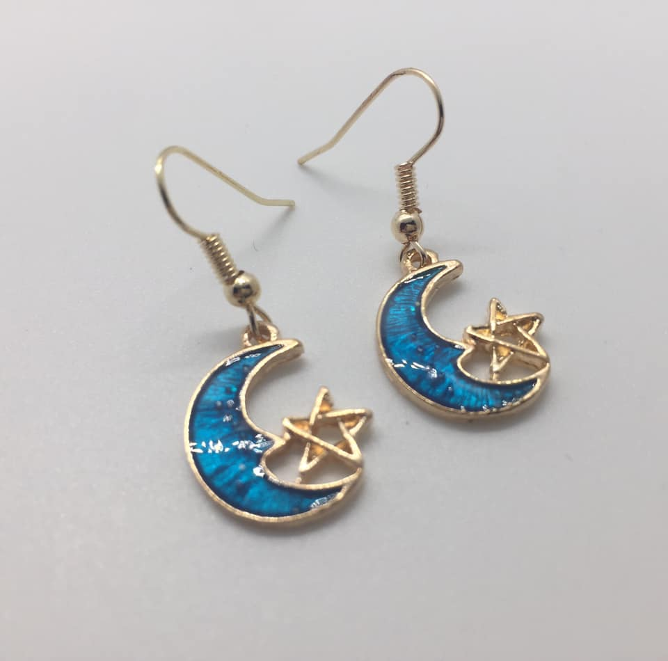 Madison & Co. Constellation Collection Earrings