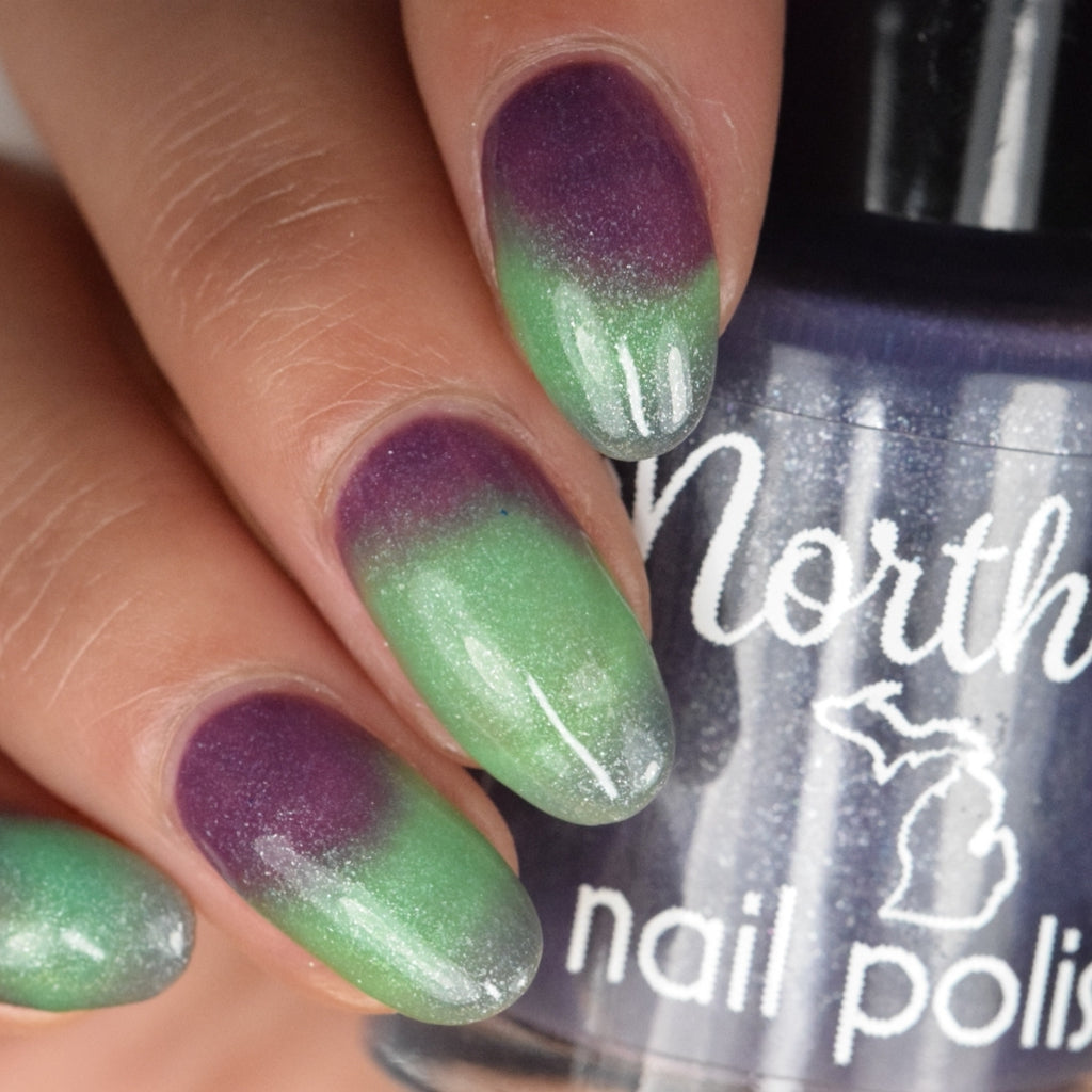 Northern Nail Polish - Ferndale ~ Color-Changing
