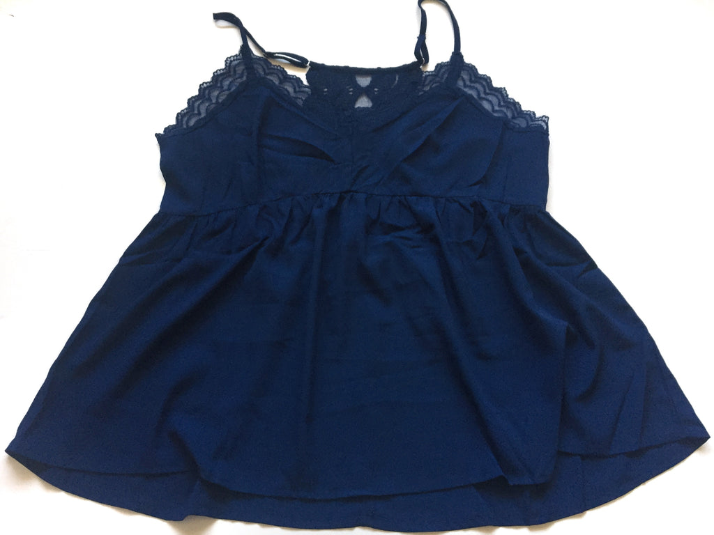 Gigio Navy Top