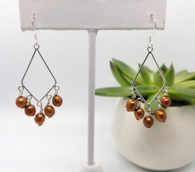 WLAA Freshwater Pearl Earrings