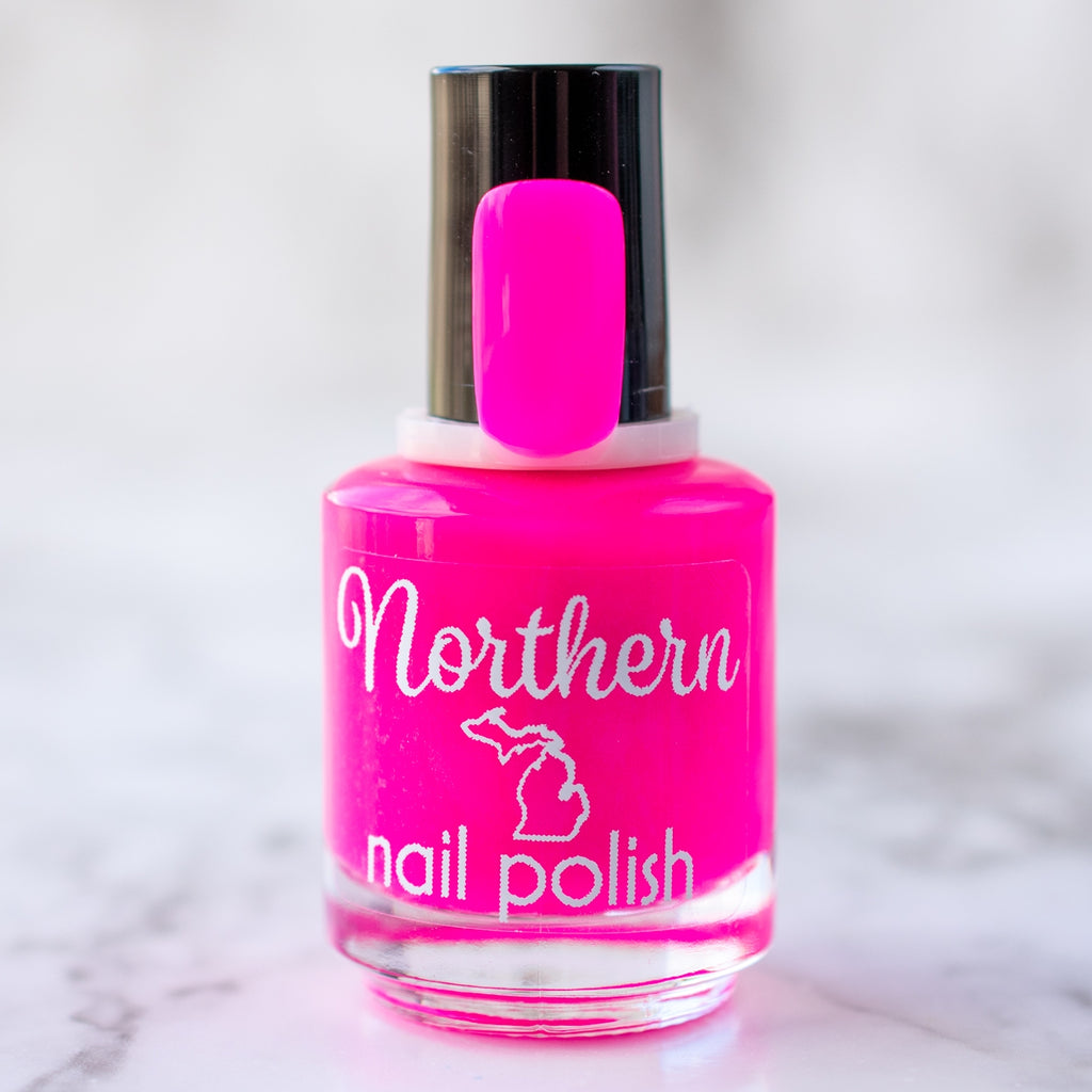 Northern Nail Polish - Flip Your Flops
