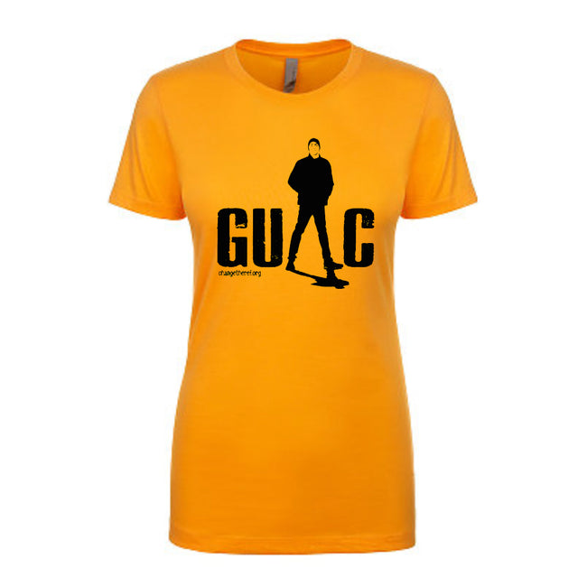 Notorious Guac Women's T-Shirt - Gold