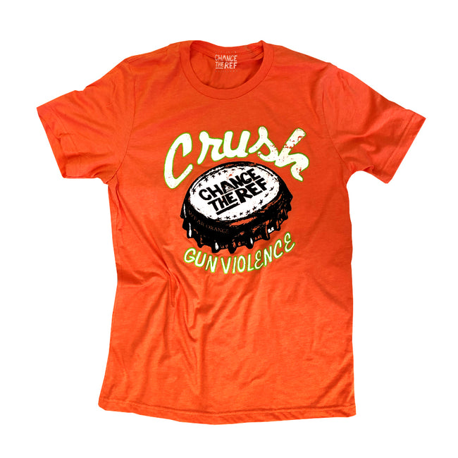 Crush Gun Violence T-Shirt (Unisex)
