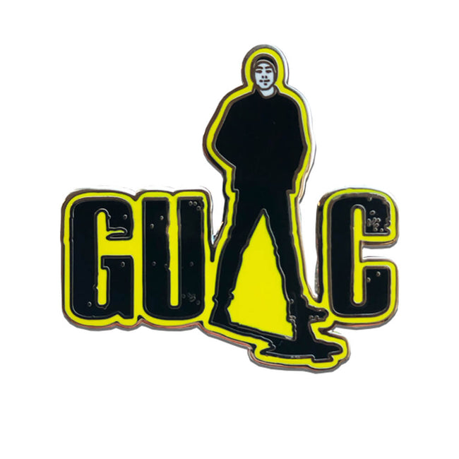 Notorious GUAC Enamel Pin