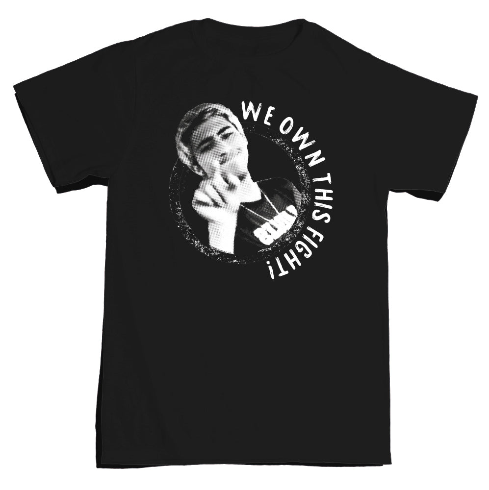 We Own This Fight T-Shirt (Unisex) - Black