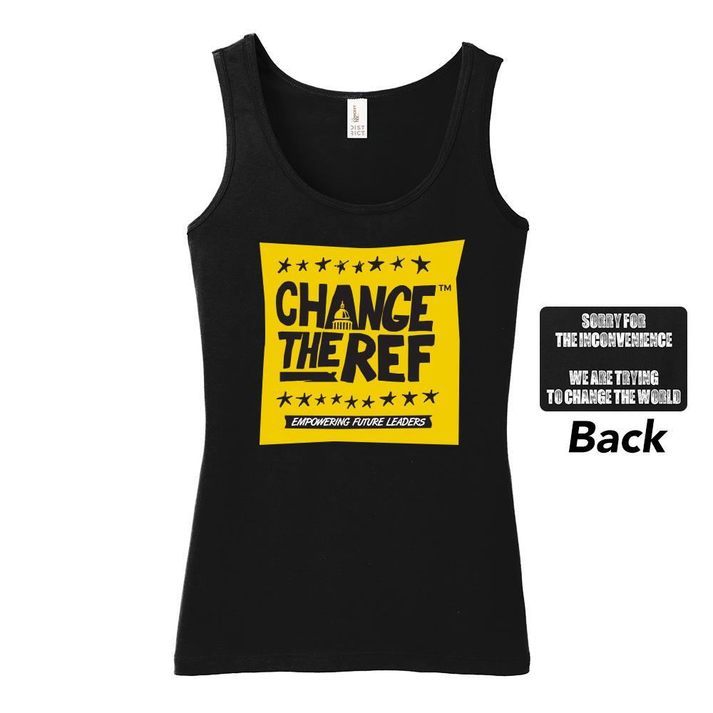 Change The Ref Tank (Woman)