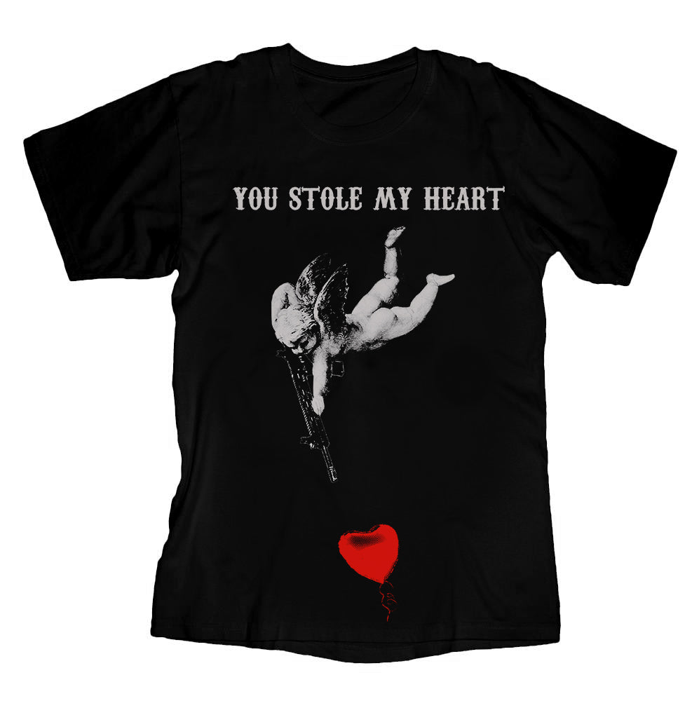You Stole My Heart T-Shirt (Unisex)