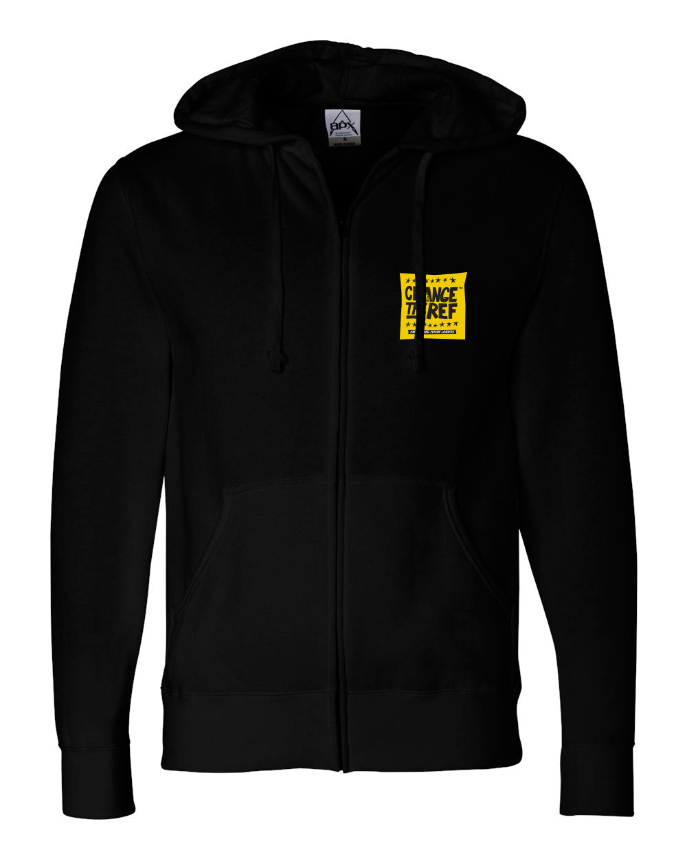 Demand a Change Zip Up Hoodie