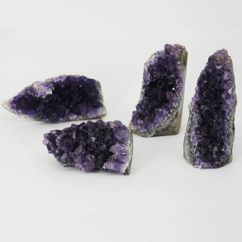 Amethyst Crystal Cluster - Artisan Collective