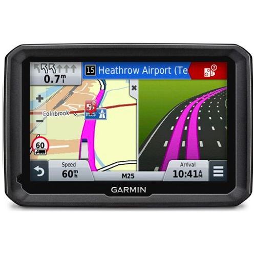 Garmin Dezl 580 LMT-D Truck Sat Nav Free Lifetime Maps and Traffic