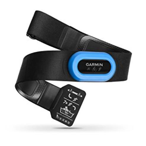 Garmin Heart Rate Monitor TRI HRM Premium Chest Belt Strap