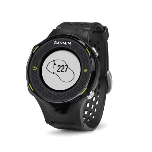 Garmin Approach S4 Golf Watch Range Finder Smartwatch GPS Sports Black
