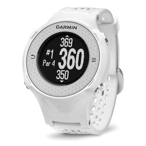Garmin Approach S4 Sports Watch - White