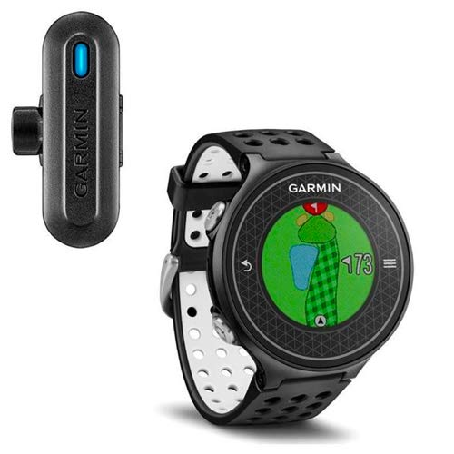 Garmin Approach S6 Golf Watch Range Finder Watch Truswing Bundle
