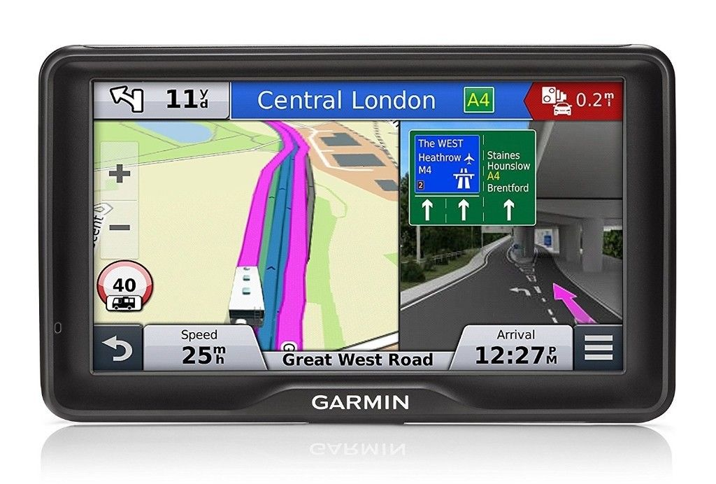 Garmin Camper 760 LMT-D Caravan Sat Nav Free Lifetime Maps and Traffic