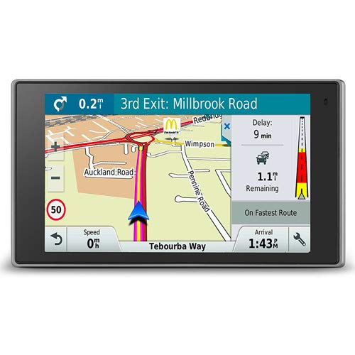 Garmin DriveLuxe 50LMT-D EU 5 inch Sat Nav Lifetime Maps and Digital Traffic