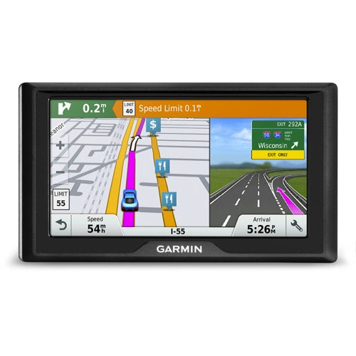 Garmin DriveSmart 60LMT-D Sat Nav UK and Europe Lifetime Map Updates