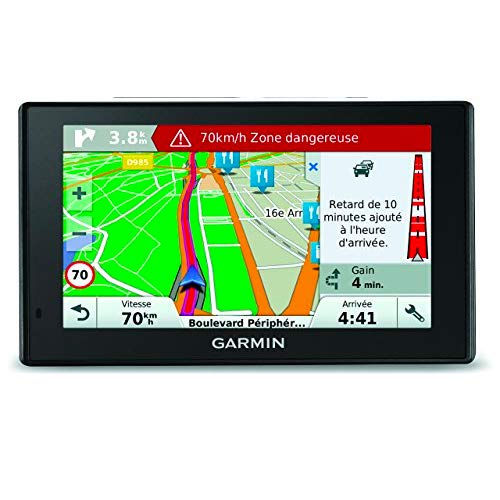 Garmin Drive 50LM Sat Nav UK and ROI Maps 5 Inch GPS System