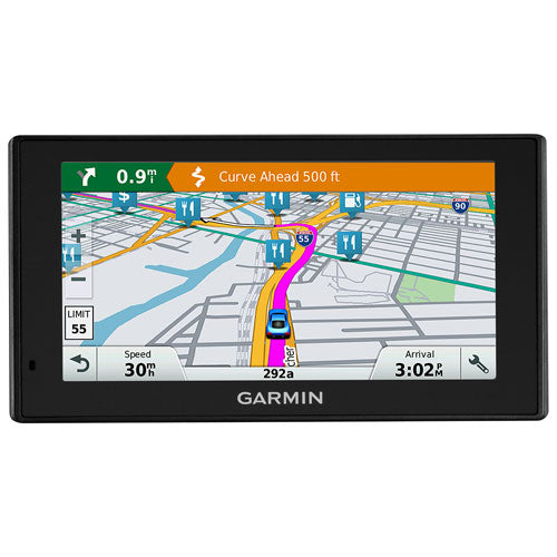 Garmin Drive 60LM Sat Nav UK and Europe Lifetime Map Updates