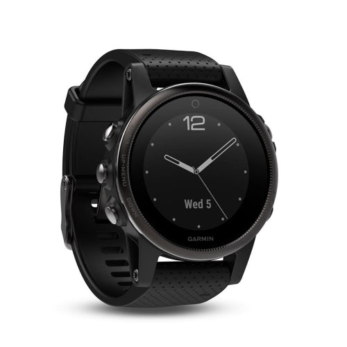 Garmin Fenix 5s Black Sports Watch
