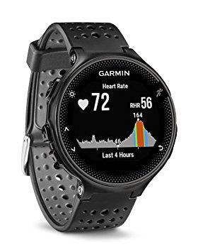 Garmin Forerunner 235 Sports Watch - Black/Grey