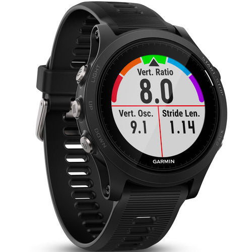 Garmin Forerunner 935 GPS Multisport Running Watch - Black