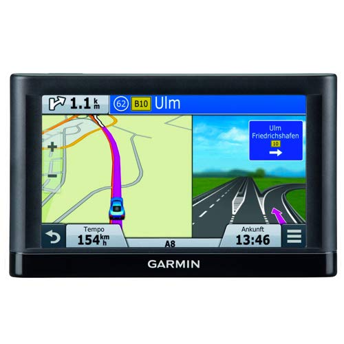Garmin Nuvi 66LMT UK and Europe Sat Nav