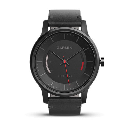 Garmin Vivomove Classic Watch Activity Tracker Sleep Monitor GPS Black
