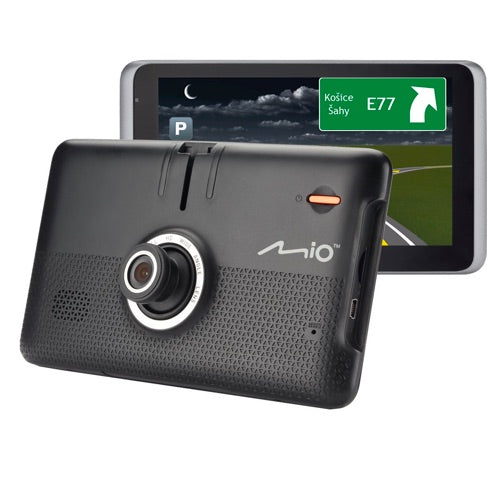 Mio Drive 65LM Truck Sat Nav Free Lifetime Maps Traffic Dash Cam