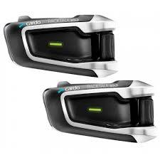 Cardo Scala Rider Packtalk Duo Bold Motorcycle Intercom Bluetooth Headset