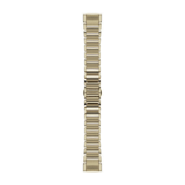 GARMIN QUICKFIT GOLDTONE BAND