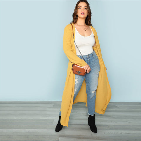 Honey Knitted Cardigan