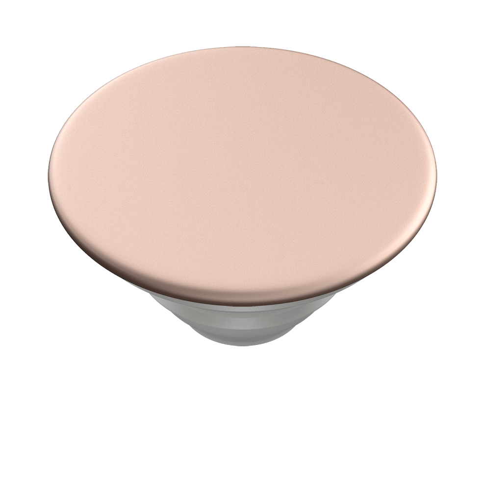 Aluminum Rose Gold, PopSockets