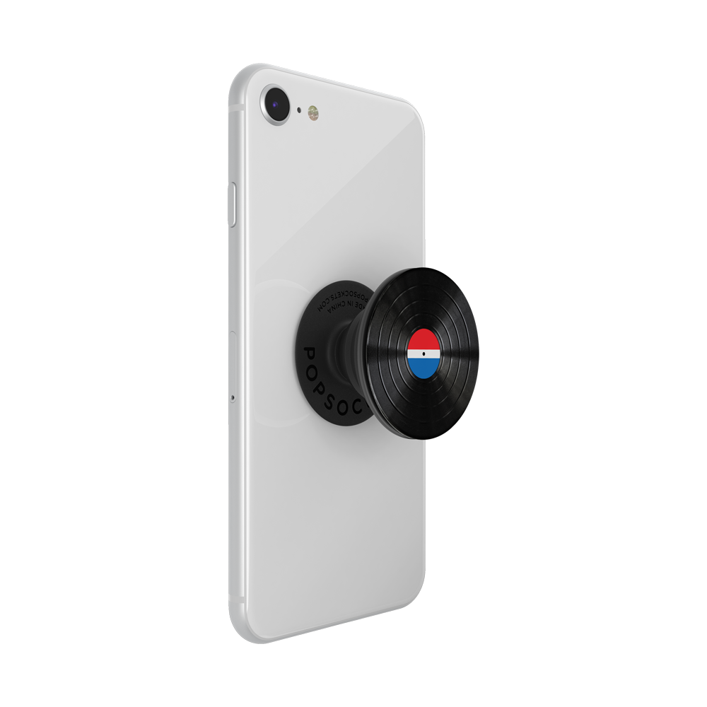 Backspin Aluminum 45 RPM, PopSockets