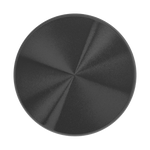Backspin Aluminum Black, PopSockets