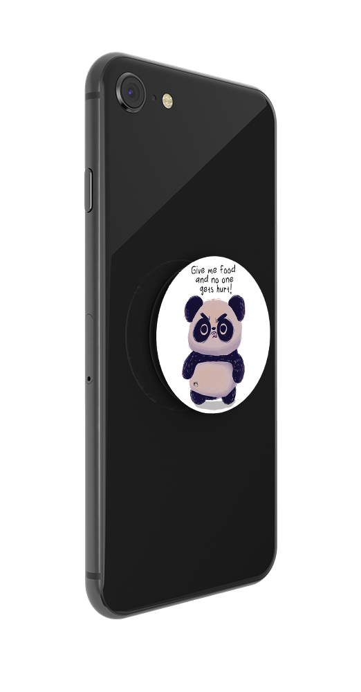 Give Me Food By DoodleoDrama, PopSockets