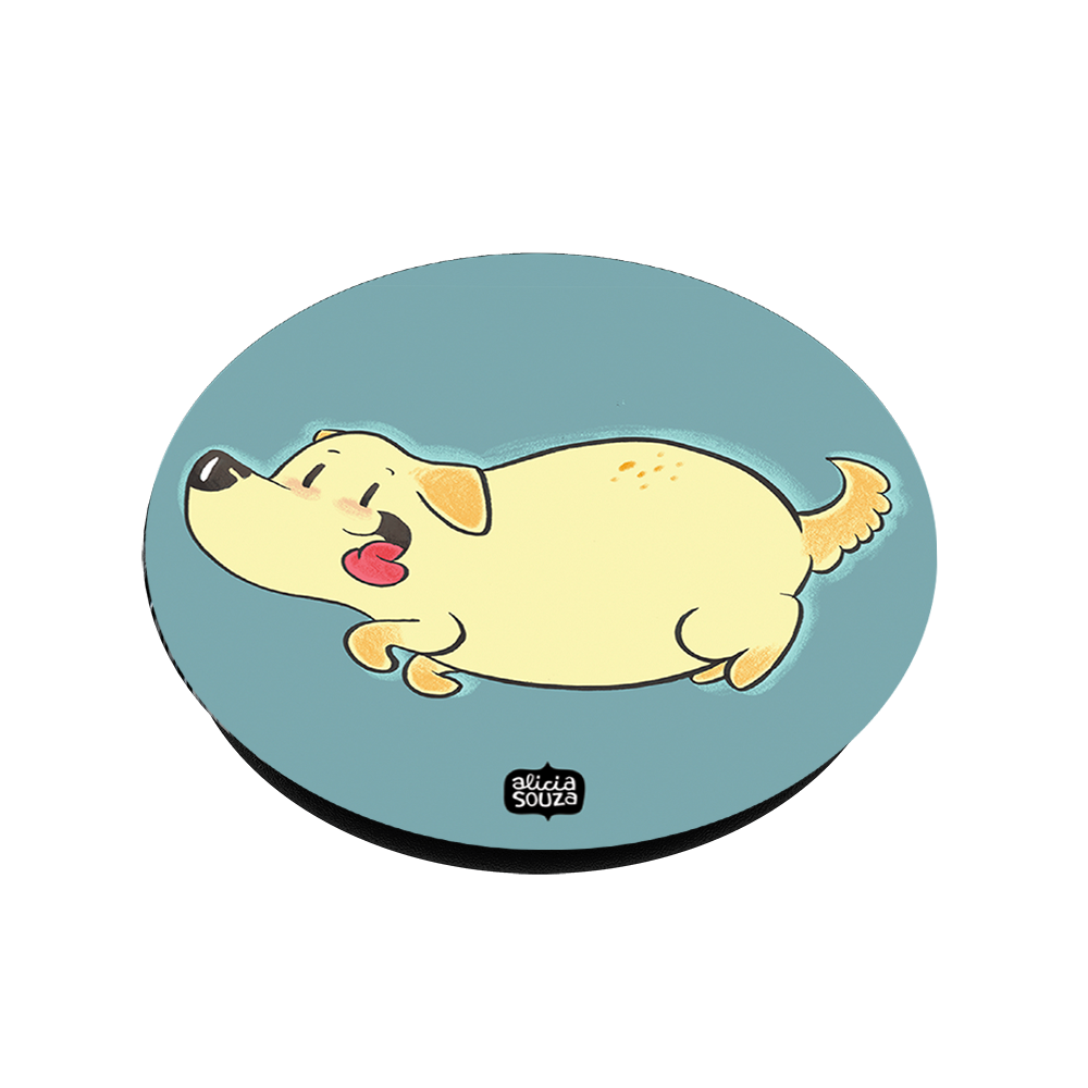 Dog By Alicia Souza, PopSockets