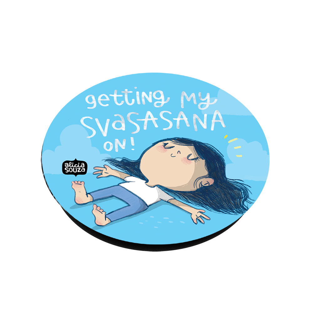Svasaana By Alicia Souza, PopSockets