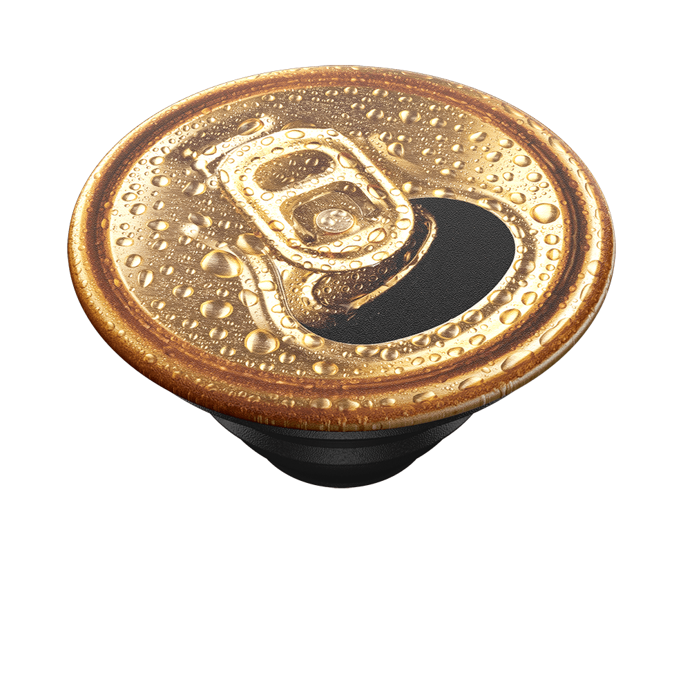 Crack a cold one, PopSockets