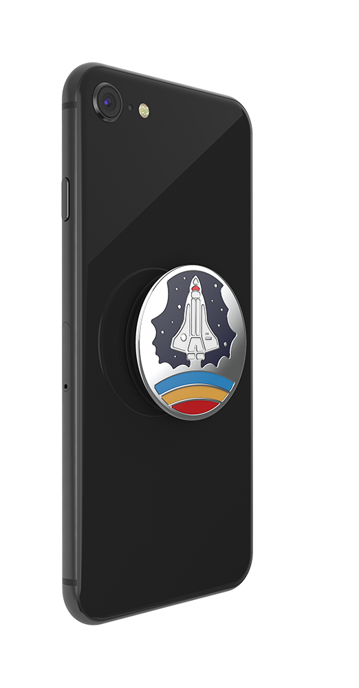 Enamel Space Shuttle, PopSockets