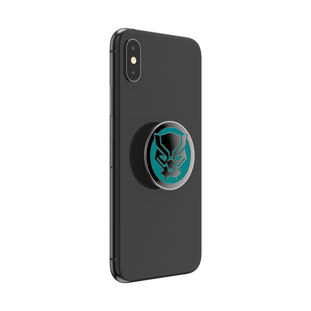 Enamel Black Panther, PopSockets