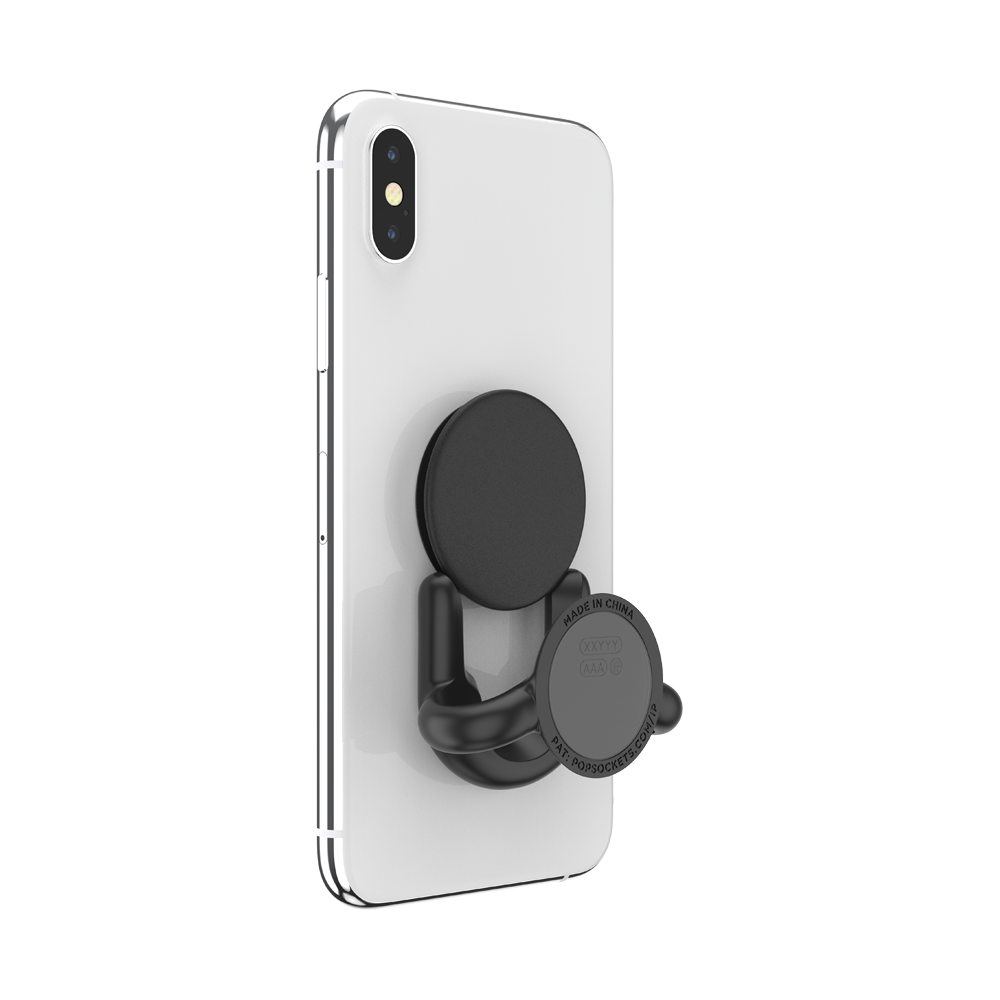 PopMount Multi-Surface Black, PopSockets