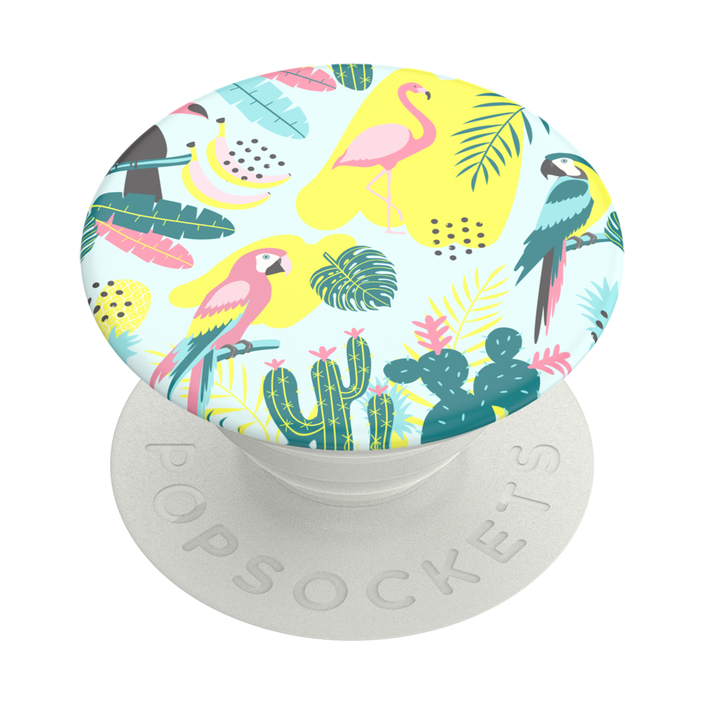 On Flock, PopSockets