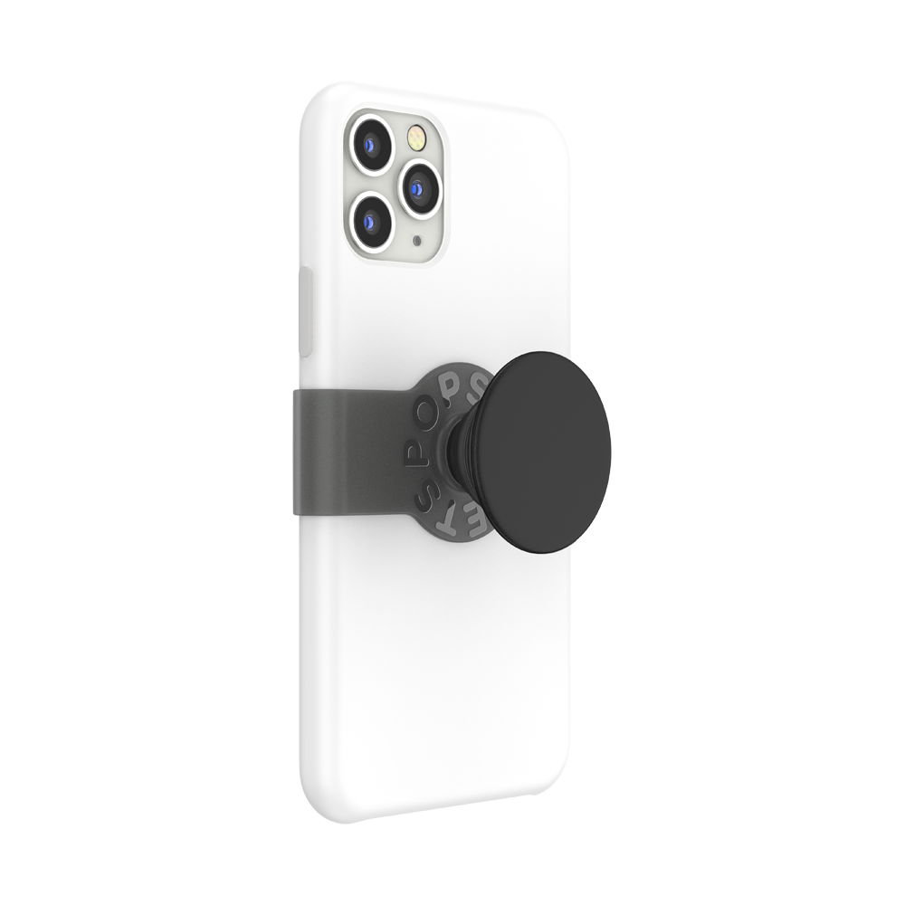 PopGrip Slide Black Haze iPhone 11 Pro, PopSockets