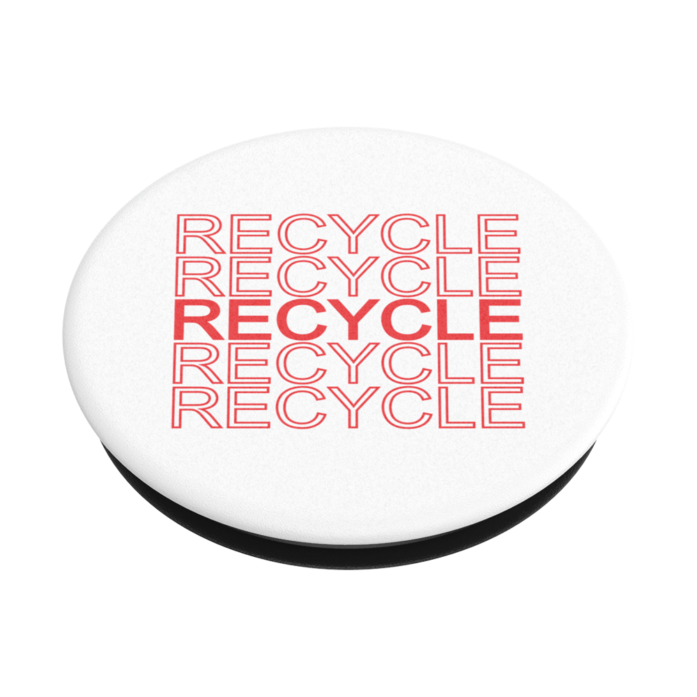 Recycle, PopSockets