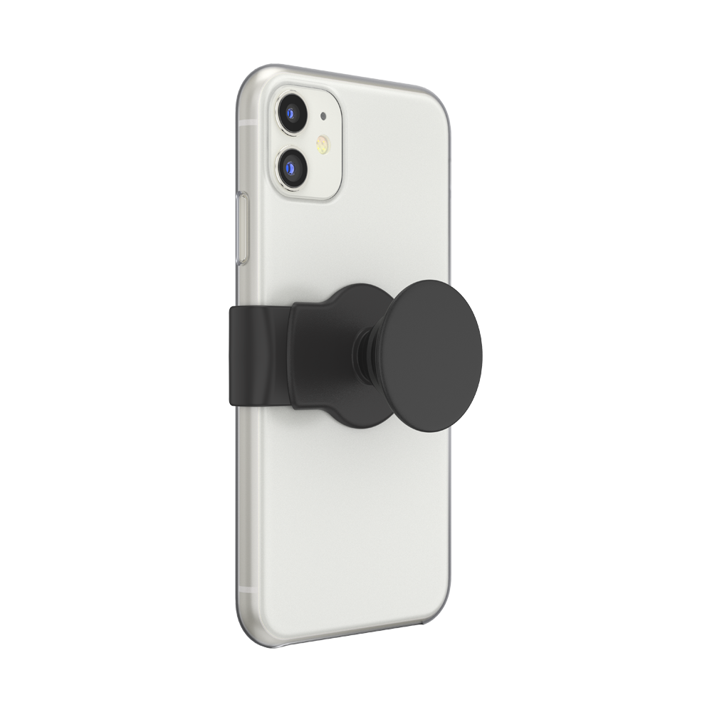PopGrip Slide Stretch- Black, PopSockets